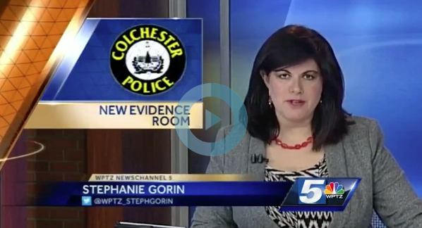 Cochester Police Department - News Story Video